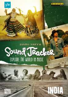 Sami Yaffa: Sound Tracker: India, DVD