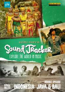 Sami Yaffa: Sound Tracker: Indonesia, Java & Bali, DVD