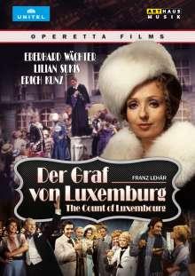 Franz Lehar (1870-1948): Der Graf von Luxemburg (Operettenfilm), DVD