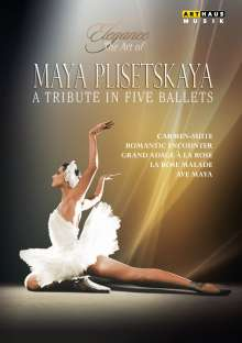 Maya Plisetskaya - A Tribute in Five Ballets, DVD