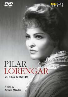 Pilar Lorengar - Voice & Mystery (Dokumentation), DVD