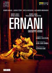 Giuseppe Verdi (1813-1901): Ernani, DVD