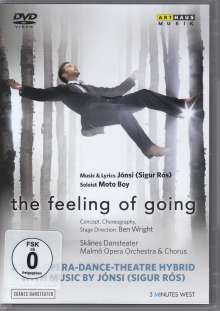 Skanes Dansteater - the feeling of going, DVD