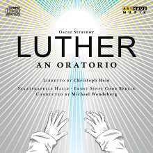 Oscar Strasnoy (geb. 1970): Luther, CD