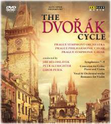 Antonin Dvorak (1841-1904): The Dvorak Cycle, 6 DVDs