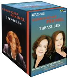 Güher & Süher Pekinel - Treasures, 7 CDs