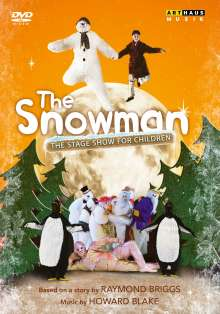 Howard Blake (geb. 1938): The Snowman, DVD
