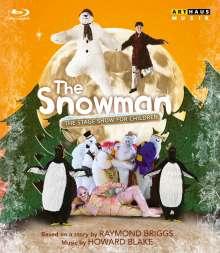 Howard Blake (geb. 1938): The Snowman, Blu-ray Disc