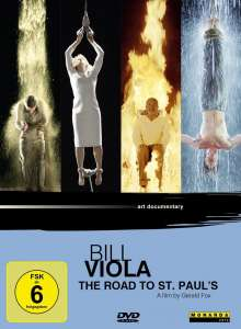 Bill Viola - The Road to St. Paul's (OmU), DVD