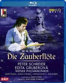 Wolfgang Amadeus Mozart (1756-1791): Die Zauberflöte, Blu-ray Disc