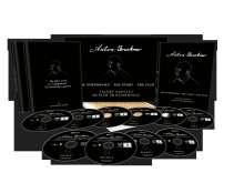 Anton Bruckner (1824-1896): Filmmusik: Anton Bruckner - The Symphonies, the Story, the Film, 4 Blu-ray Discs und 6 DVDs