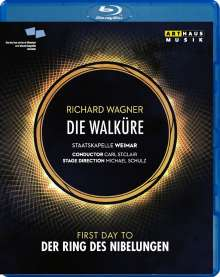 Richard Wagner (1813-1883): Die Walküre, Blu-ray Disc