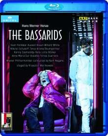 Hans Werner Henze (1926-2012): Die Bassariden, Blu-ray Disc