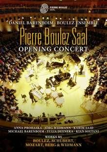 Pierre Boulez Saal - Opening Concert, DVD
