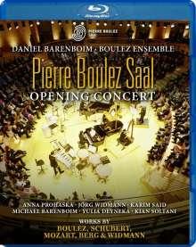 Pierre Boulez Saal - Opening Concert, Blu-ray Disc