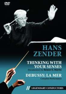 Hans Zender - Thinking With Your Senses (Dokumentation), DVD