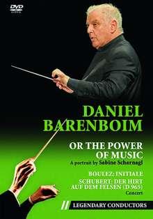 Daniel Barenboim - Or the Power of Music (Ein Portrait), DVD