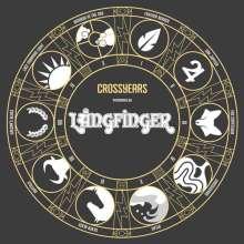 Långfinger: Crossyears (180g) (Colored Vinyl), LP
