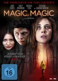 Magic, Magic, DVD