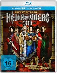 Hellbenders - Zum Teufel mit der Hölle (3D Blu-ray), Blu-ray Disc