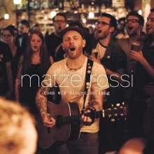 Matze Rossi: Komm wir singen so lang, 6 LPs