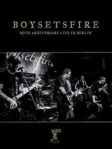 Boysetsfire: 20th Anniversary Live In Berlin (Box), 5 DVDs