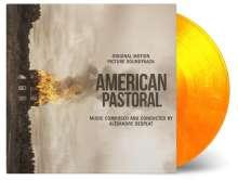 Filmmusik: American Pastoral (180g) (Limited-Numbered-Edition) (Flaming Orange Yellow Vinyl), LP