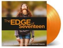 Filmmusik: The Edge Of Seventeen (180g) (Limited-Numbered-Edition) (Orange Vinyl), 2 LPs