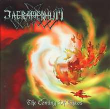 Sacramentum: The Coming Of Chaos (Gold Vinyl), LP