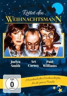 Rettet den Weihnachtsmann, DVD