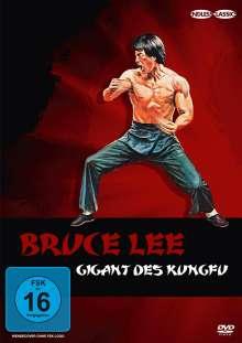 Bruce Lee - Gigant des Kung Fu, DVD