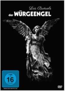 Der Würgeengel, DVD
