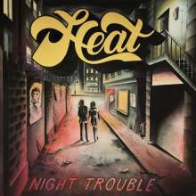 Heat: Night Trouble, CD