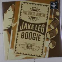 Five Horse Johnson: Jake Leg Boogie (180g) (Colored Vinyl), LP