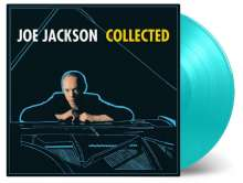 Joe Jackson (geb. 1954): Collected (180g) (Limited-Numbered-Edition) (Turquoise Vinyl), 2 LPs