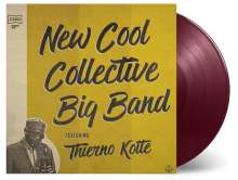 New Cool Collective: Featuring Thierno Koite (180g) (Limited-Numbered-Edition) (Purple/Red Mixed Vinyl), LP