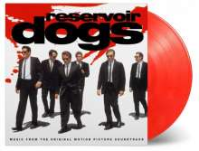 Filmmusik: Reservoir Dogs (O.S.T.) (180g) (Limited-Numbered-Edition) (Red/Clear Mixed Vinyl), LP