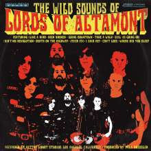 The Lords Of Altamont: The Wild Sounds Of The Lords Of Altamont (Limited Edition) (Coloured Vinyl), LP