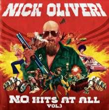 Nick Oliveri: N.O. Hits At All Vol.3, LP