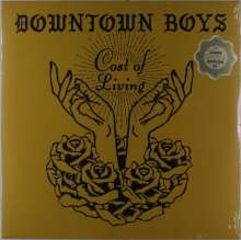 Downtown Boys: Cost Of Living (Colored Vinyl), LP