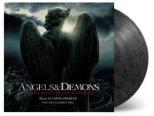 Filmmusik: Angels & Demons (180g) (Limited-Numbered-Edition) (Black Smoke Vinyl), LP