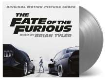 Filmmusik: The Fate Of The Furious (180g) (Limited-Numbered-Edition) (Silver Vinyl), 2 LPs
