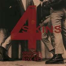 "The 4 Skins: The Original Singles Box Set, 4 Single 7""s"