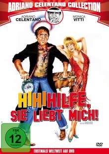 HiHiHilfe, Sie liebt mich!, DVD
