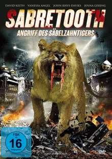 Sabretooth, DVD