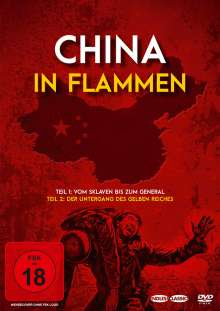 China in Flammen, DVD