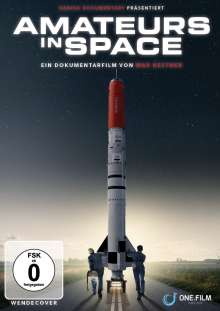 Amateurs in Space (OmU), DVD