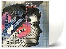 Soft Machine: Seven (180g) (Limited-Numbered-Edition) (Translucent Vinyl), LP