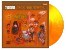 The Coral: Magic & Medicine (180g) (Limited-Numbered-Edition) (Flaming Vinyl), LP