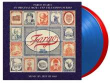 Filmmusik: Fargo Season 3 (180g) (Limited-Numbered-Edition) (Red & Blue Vinyl), 2 LPs
